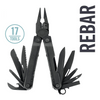 Leatherman Rebar Multi-Tool (Black) | 17 Tools