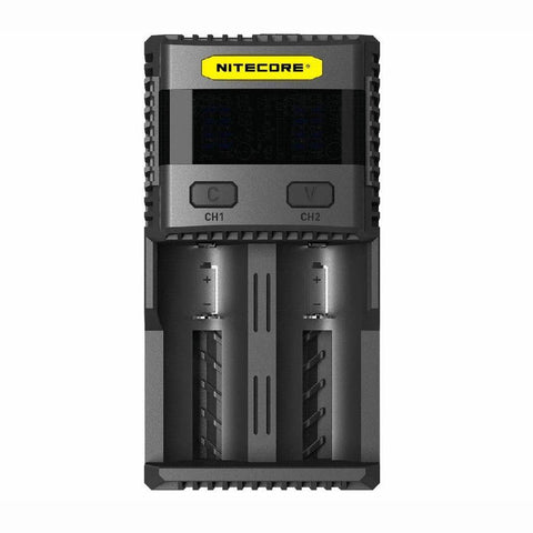 Nitecore SC2 Charger | 2 Slot Fast Battery Charger