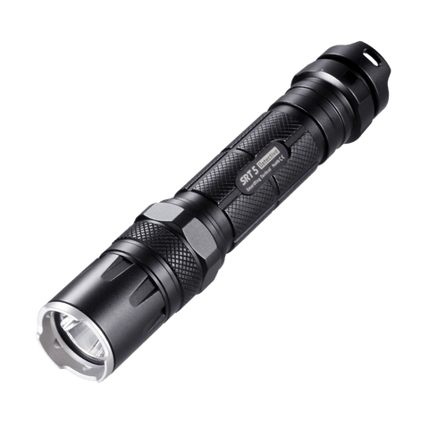 Nitecore SRT5 LED Torch - Flashlight (1x18650 Not Included)