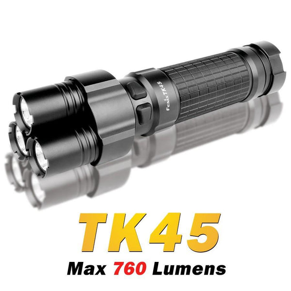 Fenix TK45 LED Flashlight 760 Lumens