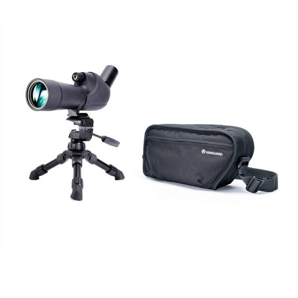 Vesta 560A Spotting Scope with 15 - 45x Eyepiece