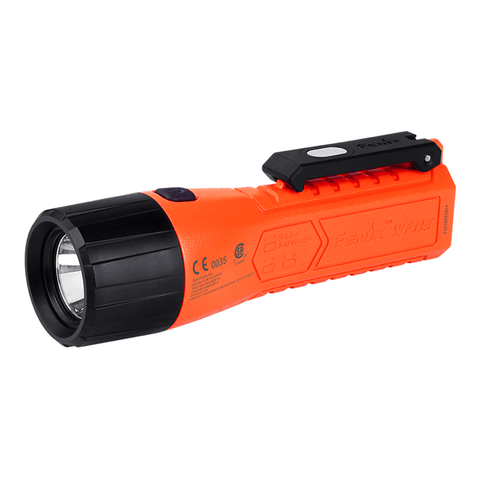 Fenix WF11E ATEX LED Torch | Intrinsically Safe FLP Torch