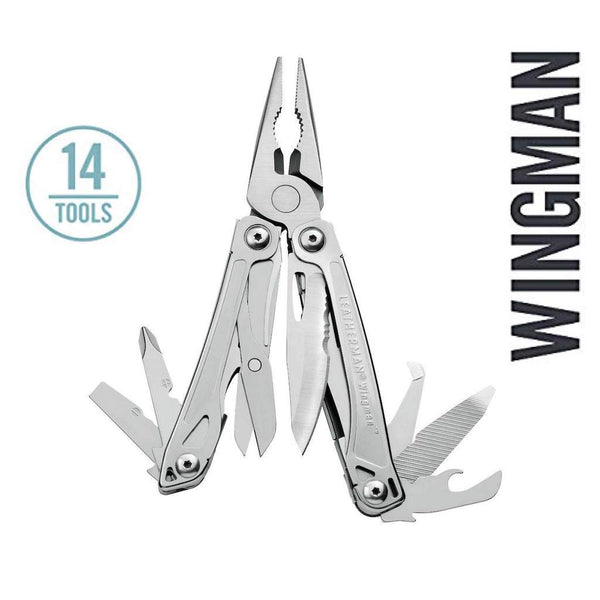 Leatherman Wingman Multi-Tools | 14 Tools