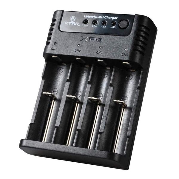 Xtar XP4 Rechargeable Battery Charger