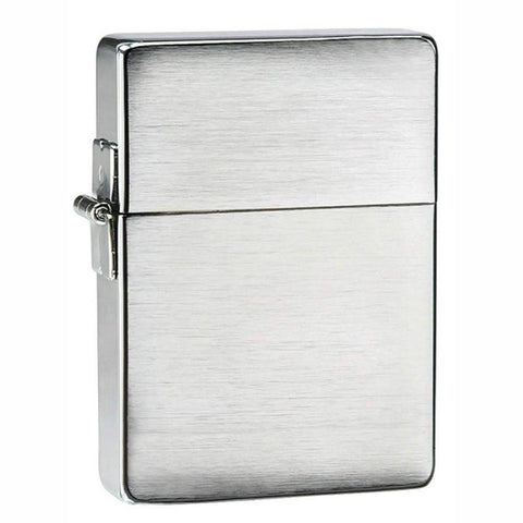 Zippo Replica 1935 Brushed Chrome Lighter