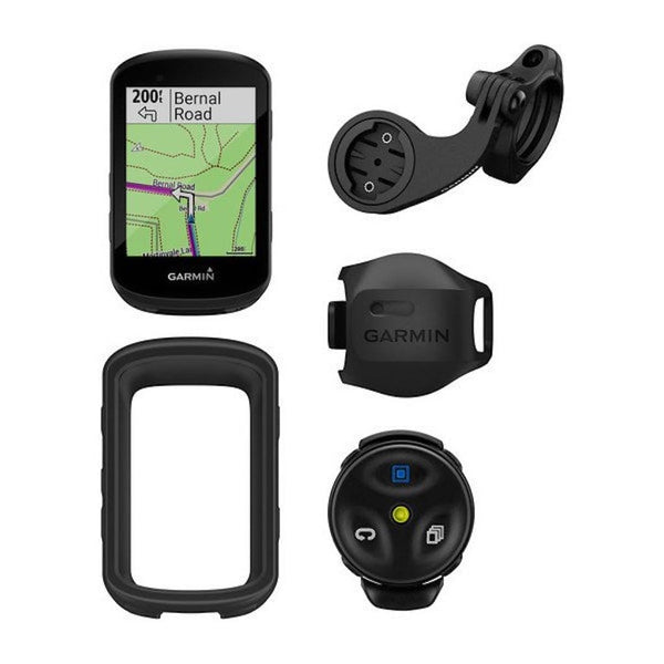 Garmin Edge 530 Bundle Cycle Speedometer