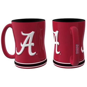 Alabama Crimson Tide --- Relief Coffee Mug