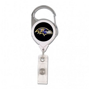 Baltimore Ravens --- Retractable Badge Holder
