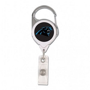 Carolina Panthers --- Retractable Badge Holder