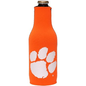 Clemson Tigers --- Neoprene Bottle Cooler