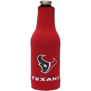 Houston Texans --- Neoprene Bottle Cooler