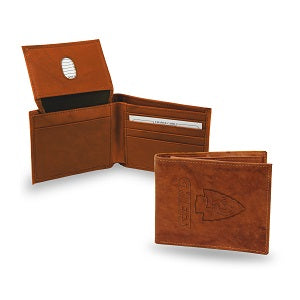 Kansas City Chiefs --- Leather Wallet