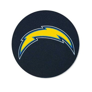 Los Angeles Chargers --- Neoprene Coasters 4-pk