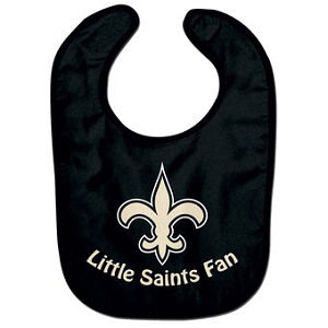 New Orleans Saints --- Baby Bib