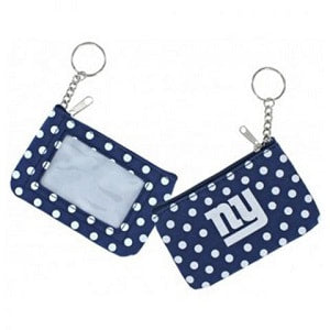 New York Giants --- Coin ID Purse