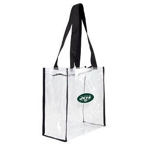 New York Jets --- Clear Square Stadium Tote