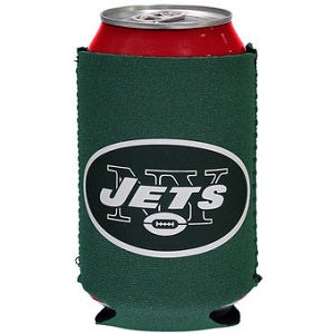 New York Jets --- Collapsible Can Cooler