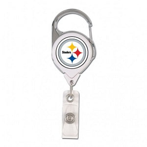 Pittsburgh Steelers --- Retractable Badge Holder