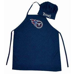 Tennessee Titans --- Apron and Chef Hat