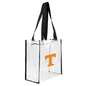 Tennessee Vols --- Clear Square Stadium Tote