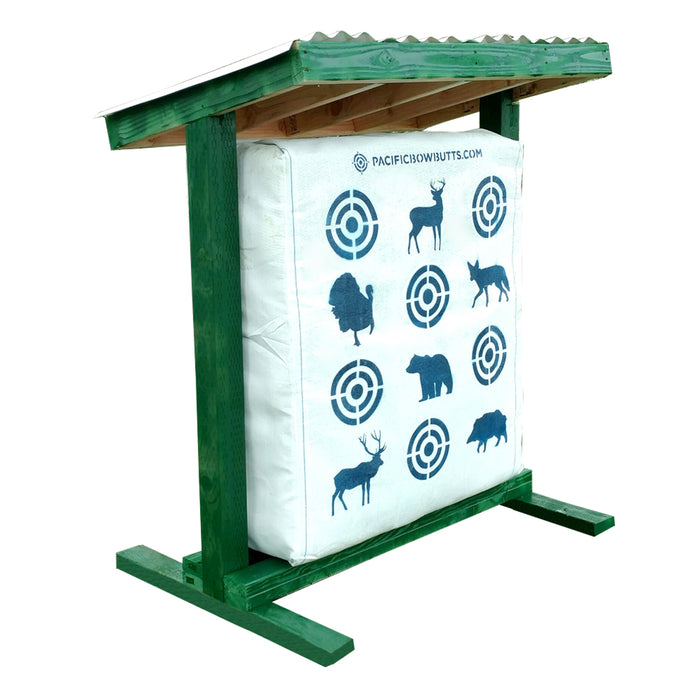 "5  Super Butt Targets  48"" x 37"" x 15""  5 Sheds Kit  $2,400  ....... Other Quantities Available"