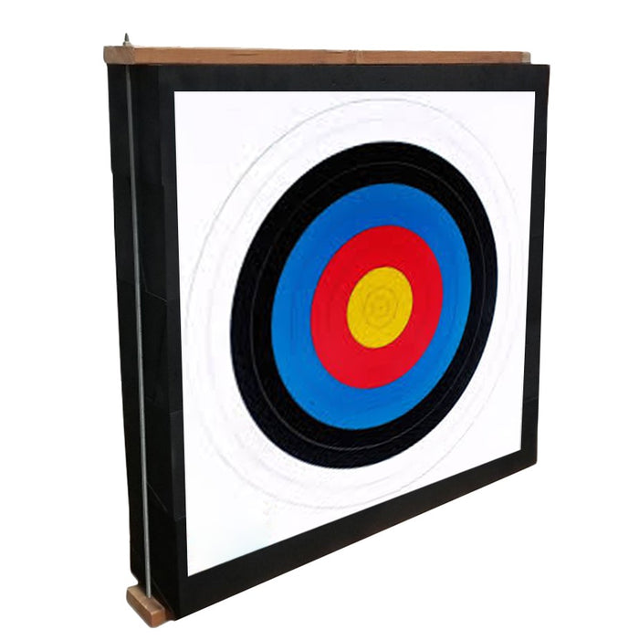 "School Youth Archery Target  37"" x 34"" x 7.5"""