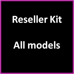 RESELLER STARTING KIT  - (ALL MODELS) +100 Birchwood Sticks