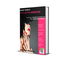 EXPERT SECRETS FOR A LASTING MANICURE by Alex (release date: May 20th)