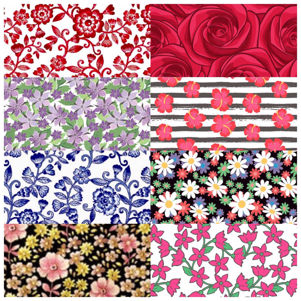 NH-2005 / FLOWERY PACK / 8 Strips