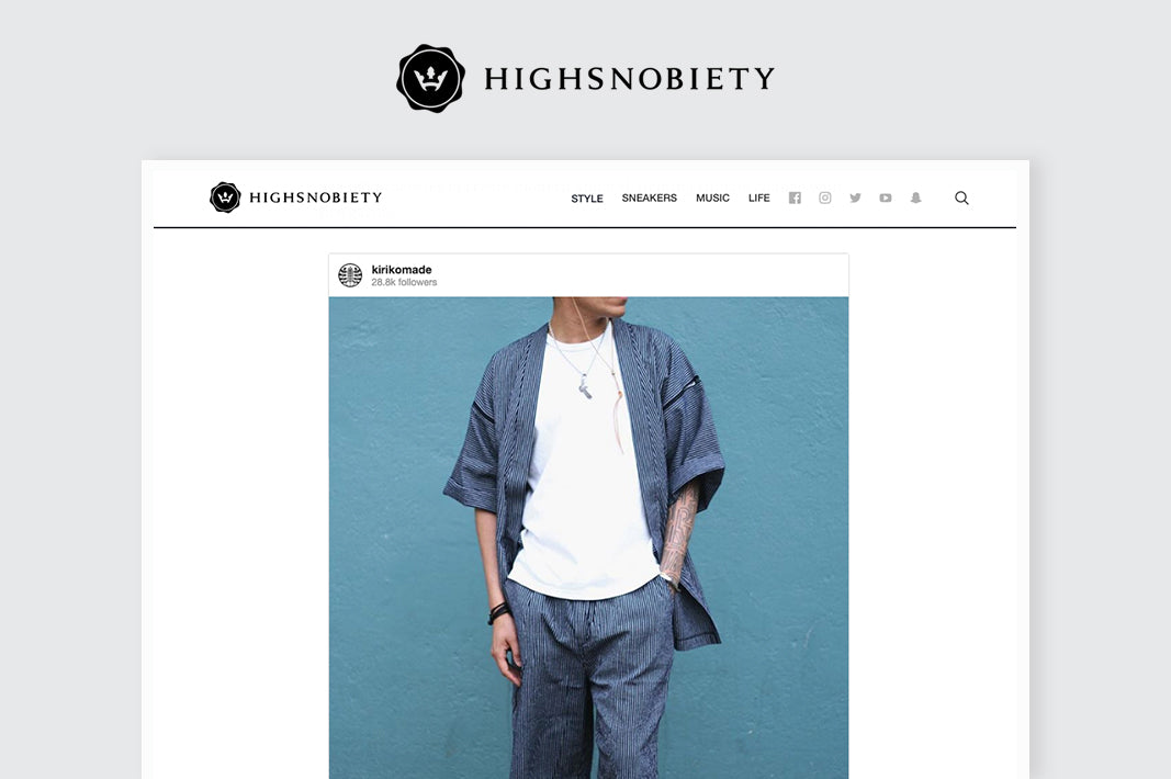 Highsnobiety: Upcycled Brands