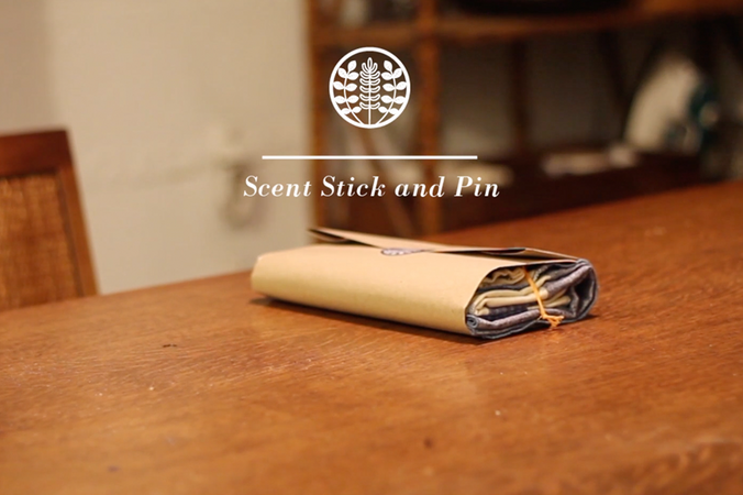 How To: Use Our Scent Sticks & Pins