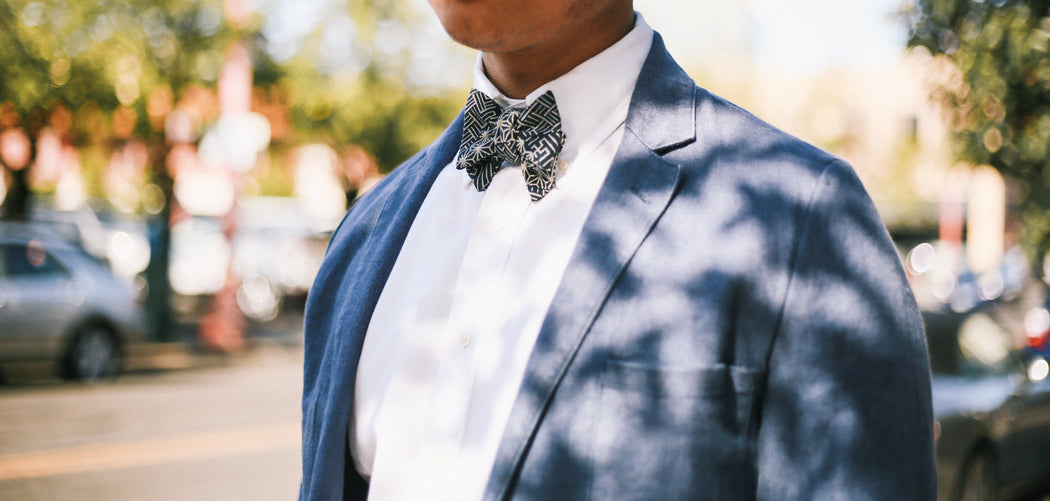 Bow Tie Multi Pattern