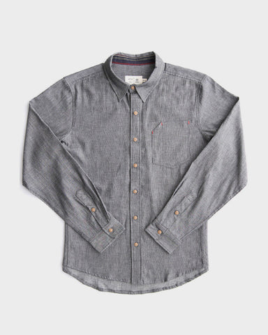 Bridge & Burn x Kiriko: Yama Shirt, Stripe