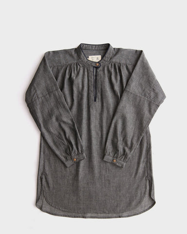 Bridge & Burn x Kiriko: Asahi Tunic, Stripe
