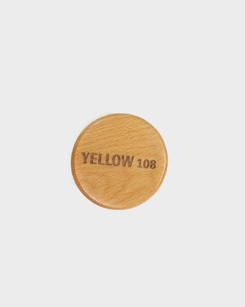 Yellow 108, Hat Brush, Light