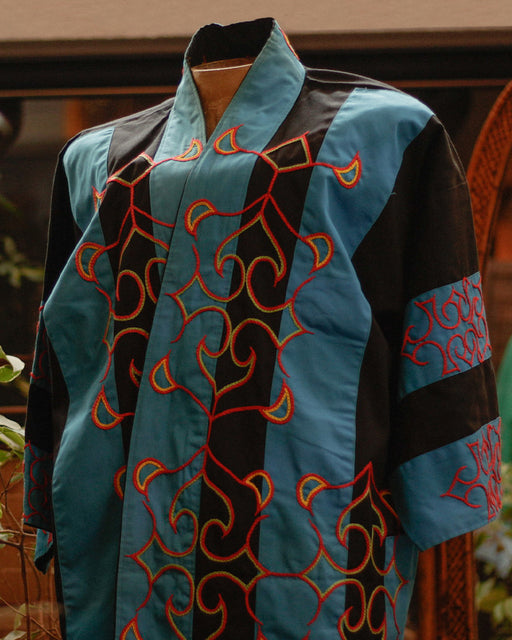 Ainu Traditional Robe, 1