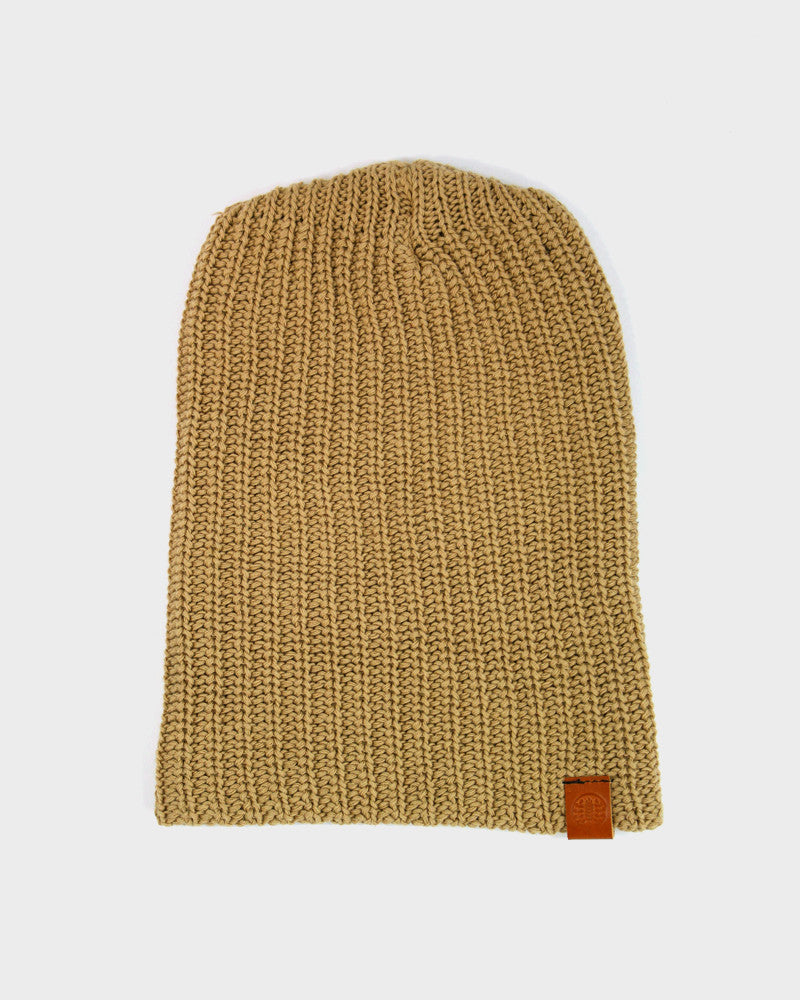 Knit Cap Tan