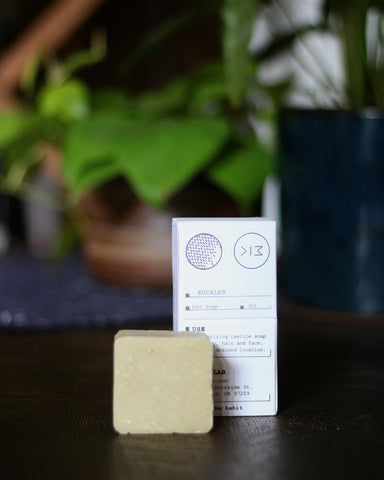 MAAK LAB Eucaler Bar Soap