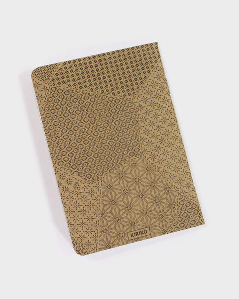 Katazome Pattern Notebook, Lines