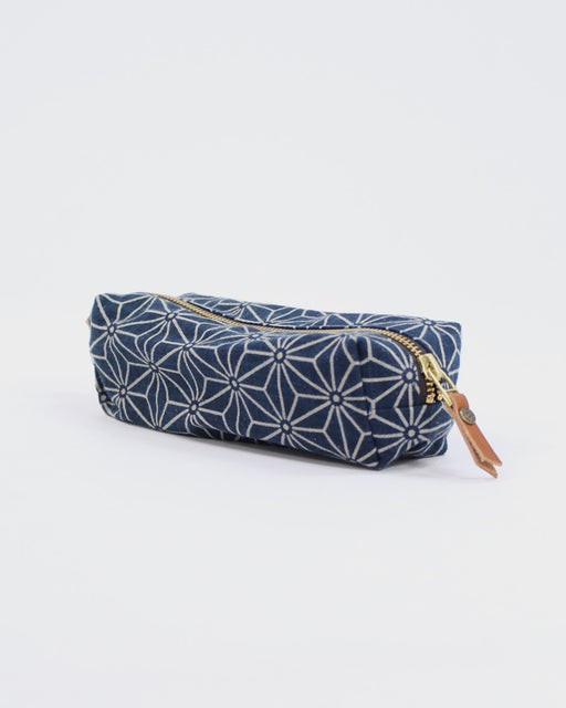Pencil Pouch, Asanoha