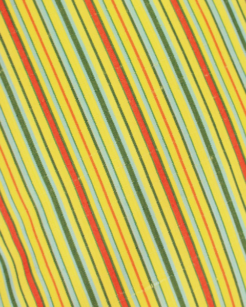 Pillow Yellow Stripes