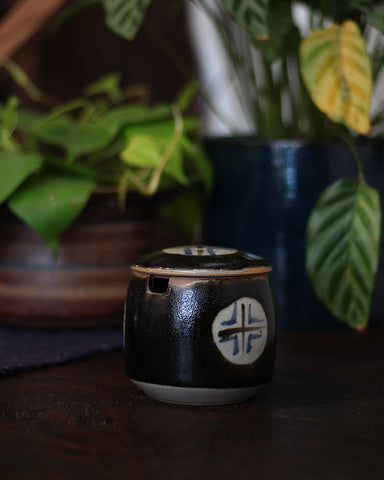 Mashiko-Yaki Brown Jar