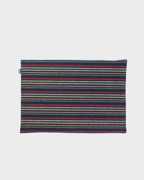 Table Mat Woven Stripe, 02