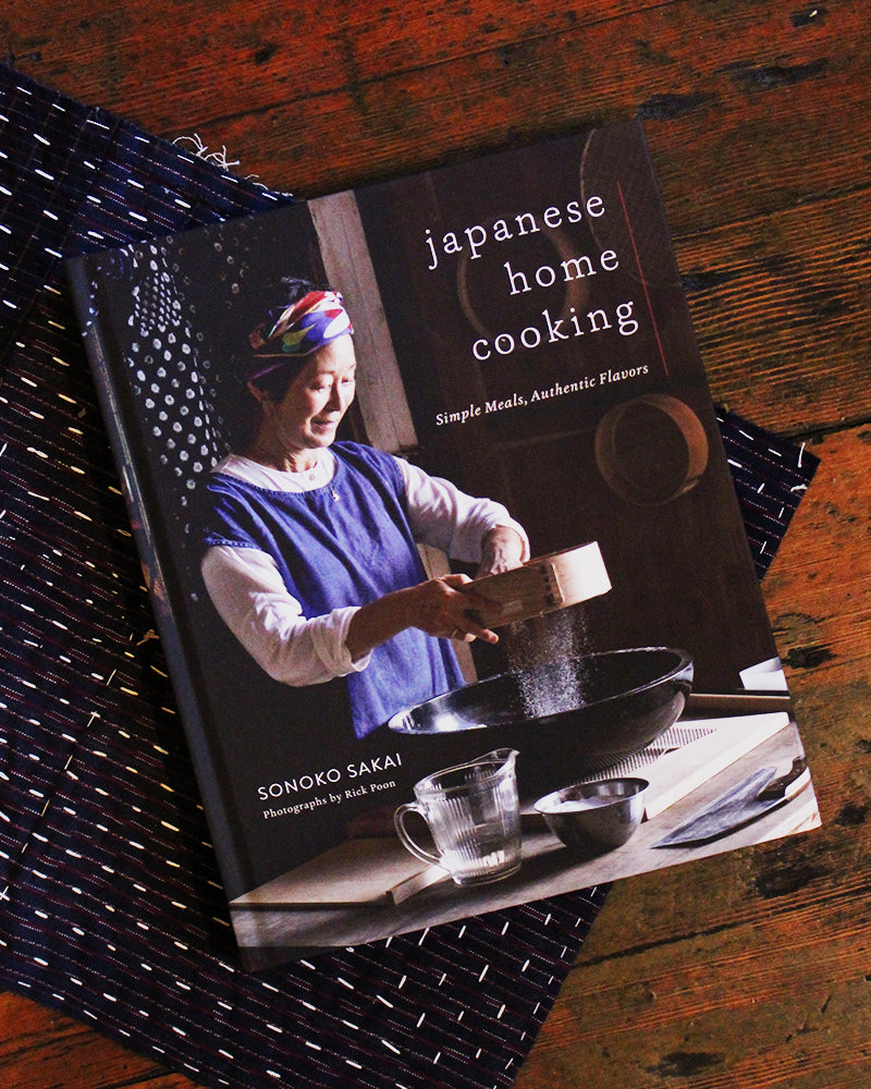 Japanese Home Cooking by Sonoko Sakai