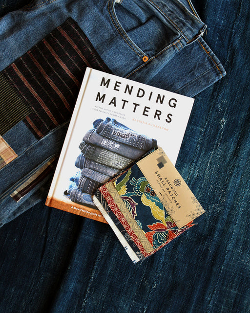 Mending Matters and Patch Kit Set