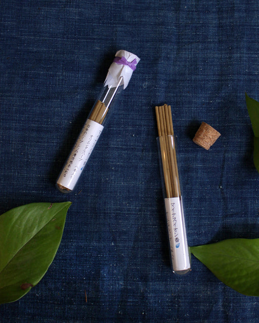 YOU YOU ANG, Negative Ion Incense Tube, Oriental Herb