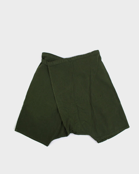 Prospective Flow, Momohiki Shorts Military Green