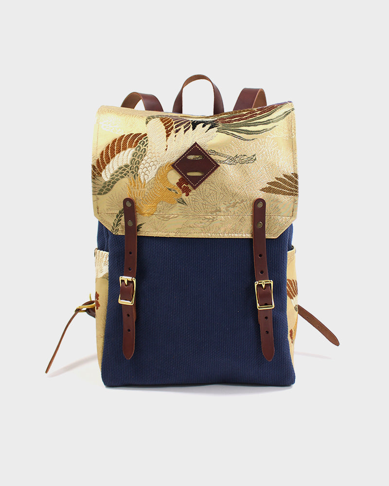 Kiriko X Red Clouds Collective, Obi Backpack 02