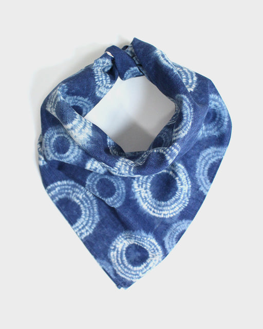 Bandana, Light Indigo Rings