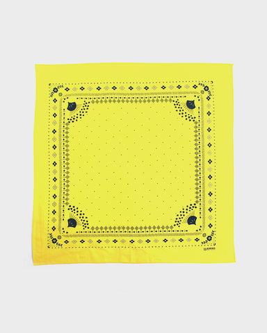 Bandana Harvest Yellow